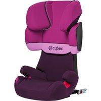 Cybex - Kindersitz Solution X-Fix, Purple Rain