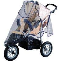 Sunny Baby - Universal-Regenverdeck für Kinderwagen, mit Klappe