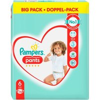Pampers - Windeln Premium Protection Pants Extra Large Gr. 6 (37 Stück)