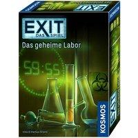 Kosmos - Exit, Das Spiel: Das geheime Labor