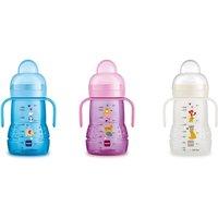 MAM - Trinklernflasche sortiert, 220 ml