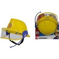 Simba - Feuerwehrmann Sam: Feuerwehrhelm mit Mikrofon