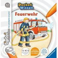 Ravensburger - tiptoi Buch: Pocket Wissen, Feuerwehr