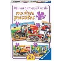 Ravensburger - My First Puzzles: Bei der Arbeit