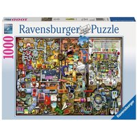 Ravensburger - Premium-Puzzle: Colin Thompson, Erfindergeist, 1000 Teile