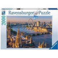 Ravensburger - Premium-Puzzle: Stimmungsvolles London, 2000 Teile
