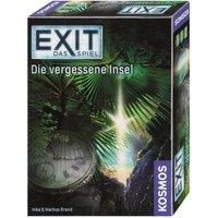 Kosmos - Exit, Das Spiel: Die vergessene Insel