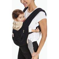 Ergo Baby - Babytrage Original, Black & Camel
