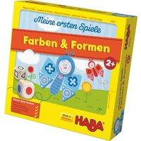 HABA - Meine ersten Spiele: Farben & Formen