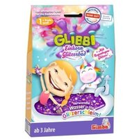 Simba Toys - Glibbi Einhorn, Glitzerbad