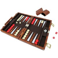 Backgammon Koffer