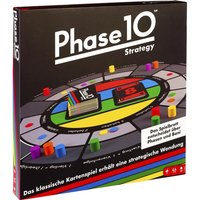 Mattel Games - Phase 10 Strategy Brettspiel