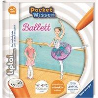 Ravensburger - tiptoi Buch: Pocket-Wissen, Ballett
