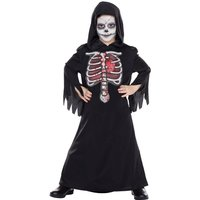 Kinderkostüm - 3D Horror Robe, Gr. 152