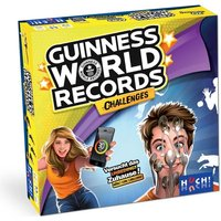 Hutter - Guinness World Records Challenges