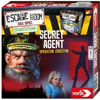 Noris - Escape Room, Erweiterung: Secret Agent