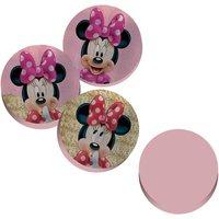 Minnie Mouse - Kissen Pailetten 36x36cm