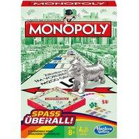 Hasbro - Monopoly Kompakt