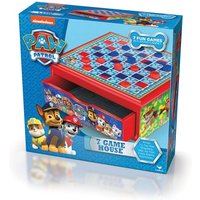 Paw Patrol - Spielset Game House, 7 in 1