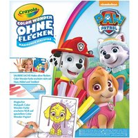 Crayola - Paw Patrol: Color Wonder