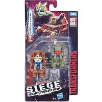 Transformers - War for Cybertron, Topshot & Flak