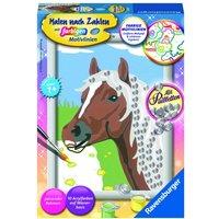 Ravensburger - Malen nach Zahlen: Pferd mit Pailletten