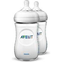 PHILIPS AVENT - 2er Natural Flasche 2.0, 260 ml