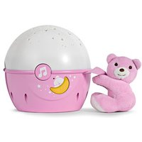 Chicco - First Dreams Nachtlicht: Next 2 Stars, rosa (000.07647.100.000)