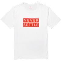 OnePlus Never Settle T-shirt