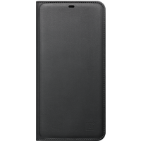 OnePlus 6 Flip Cover (Black)