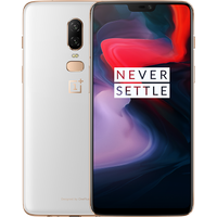 OnePlus 6 Silk White 8GB+128GB
