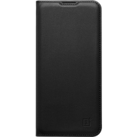 OnePlus 6T Flip Cover (Black)