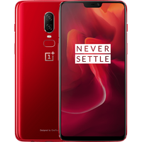 OnePlus 6 Red 8GB+128GB