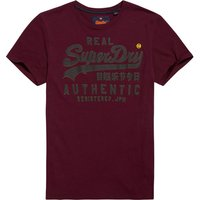 Superdry Vintage Logo Authentic Mono T-Shirt