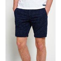 Superdry International Globe Trotter Shorts
