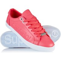 Superdry Super Sleek Logo Low Top Trainers