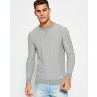 Superdry Gymnasium Stripe Crew Neck Jumper