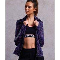 Superdry Sport Core Gym Zip Hoodie