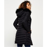 Superdry Chevron Fur Super Fuji Jacket