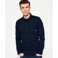 Superdry Vintage Surplus Long Sleeve Shirt