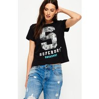 Superdry Capitol S Boxy T-shirt