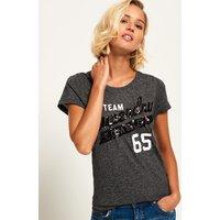 Superdry Team Comets Sequin T-shirt