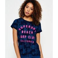 Superdry West Coast Boyfriend T-shirt