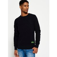 Superdry Crew Embossed Crew Neck Sweatshirt