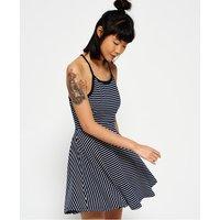 Superdry Cali Dream Ladder Lace Dress