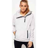 Superdry Gym Funnel Neck Shell Hooded Jacket