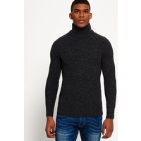 Superdry Surplus Knitted Funnel Jumper