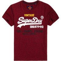 Superdry Shirt Shop Tri T-Shirt