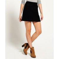 Superdry Billie Cord Skirt