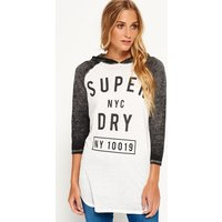 Superdry Baseball Hooded T-shirt